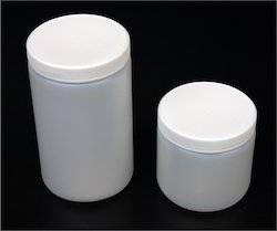 HDPE Powder Jar