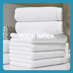 Cotton White Terry Towel For Hotels