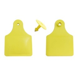 RFID Ear Tags Flag Shaped, Size: Micro