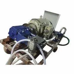 Three Phase High Pressure Water Jetting Pump