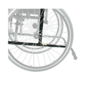 KM-8020X Premium Series Manual Wheelchair