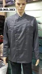 Grey Chef Uniforms CU-14