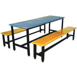 Canteen Table Cafeteria Table Latest Price