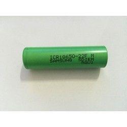 Lithium Battery 2400 3.7v