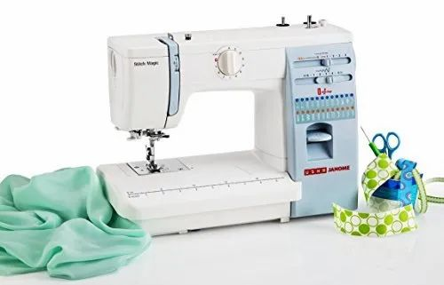 Usha Stitch Magic Sewing Machine for Heavy Material