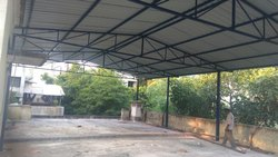 Builiding Prefabricated Terrace Shed