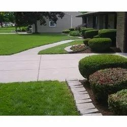 Front Yard Parks Or Gardening Industrial Landscaping Services, Client Site, Coverage Area: <1000 Square Feet
