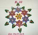 Floral Rangoli (4 in 1)