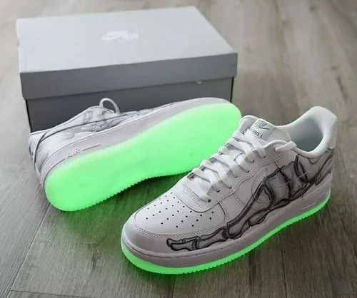 Nike Airforce Skeleton Shoes at Rs 2400