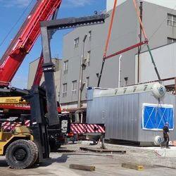 国际重型机械推动器