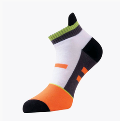 Multi Color Lycra And Spandex And Fortune Special Fiber Ankle Socks