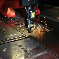 MS Laser Cutting Service