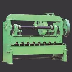 POWER SHEARING MACHINE OVER CRANK