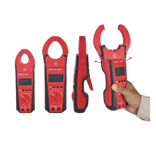 Rishabh Clamp Meters