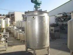 Msrl Storage Tank