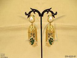 Antique Jewellery Earring