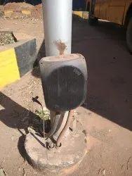 Pole box