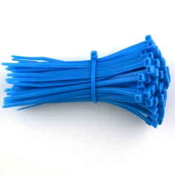 300 mm Blue Nylon Cable Tie