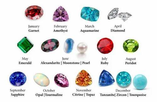 Semi Precious Gemstones Rashi Stone Gemstone Service Provider From Dehradun