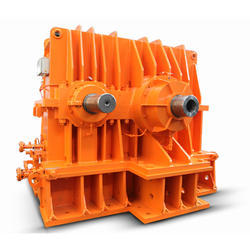 Hydro Power Plant Hydel Turbine Gearbox Drive