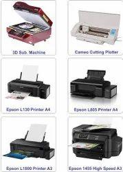 Epson Sublimation Printing Machine, Paper, Capacity: 300
