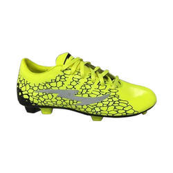 f9aafb555af1da Vee Track Yellow And Green Football Shoes