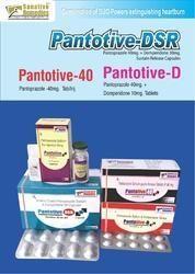 Pantoprazole  & Domperidone   SR