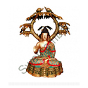 Buddha Tree Brass