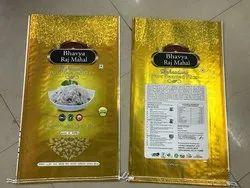 BOPP Printed Rice Bags