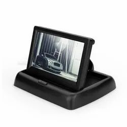 Fixed Car Reverse Camera Monitor, For Dashboard, Display Size: 4 Inches