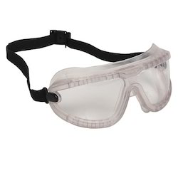 3M Chemical Safety Goggles, Clear, Lexa Splash 16644