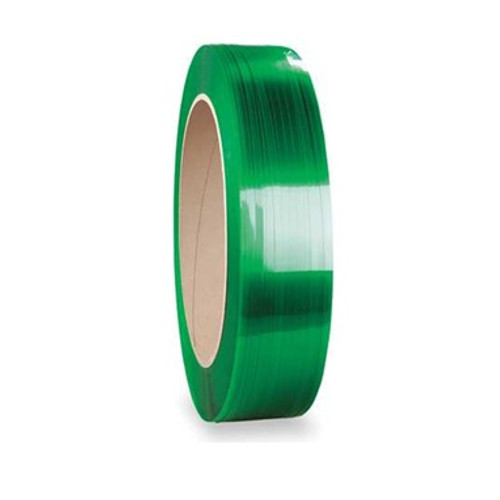 Signode Green Strapping Tenax Tape, for Packaging and Sealing
