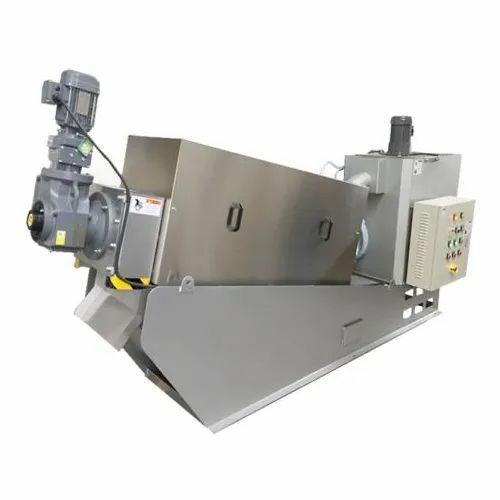 Image result for Volute Sludge Dewatering Machine