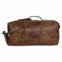 Leather Luggage Bag