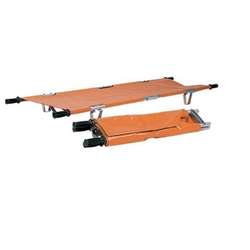 Double Folding Stretcher with Carry bag