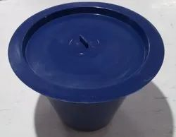 Blue Commode Pan