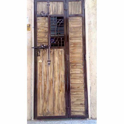 Designer Safety Door Part 73