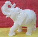 Home Decoration Marble Elephants