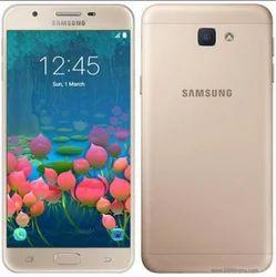Cream And Black Samsung  Galaxy  J5 PRIME
