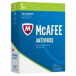 McAfee Antivirus 2017box pack