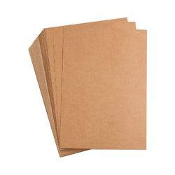 Brown Kraft Paper Board, Packaging Type: Roll