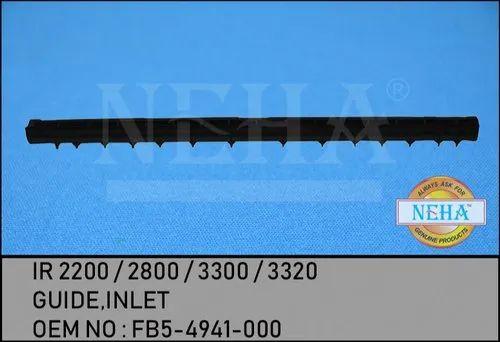 Guide IR 2200 / 2800 / 3300 / 3320, Inlet  OEM No : FB5-4941-000