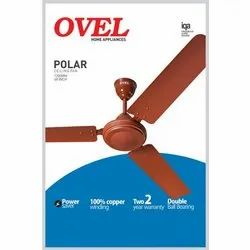 Ovel Polar Ceiling Fan