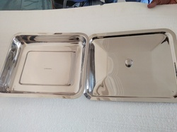 Dental Instruments Tray with Lid