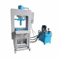 Semi Automatic D-Moulding Paver Block Machine