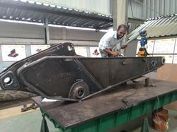 Inspection of Fabrication Parts