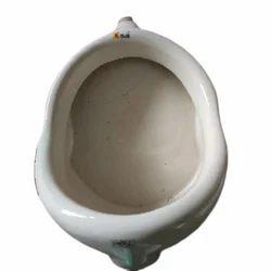 White Gents Urinals