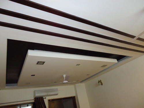 POP Gypsum Ceiling