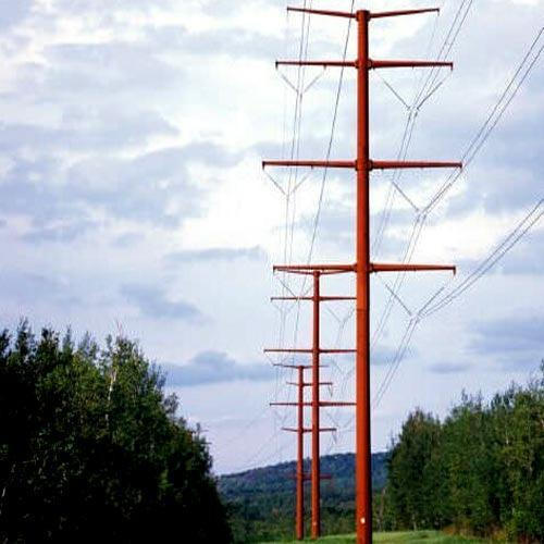 Power Transmission Poles At Rs 1000 Piece Stainless