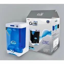 Abs Plastic Wall-mounted Aqua Glory Ro Water Purifier